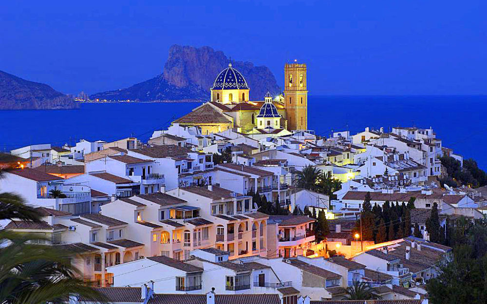 Altea on the Costa Blanca – a multi-layered paradise to stay