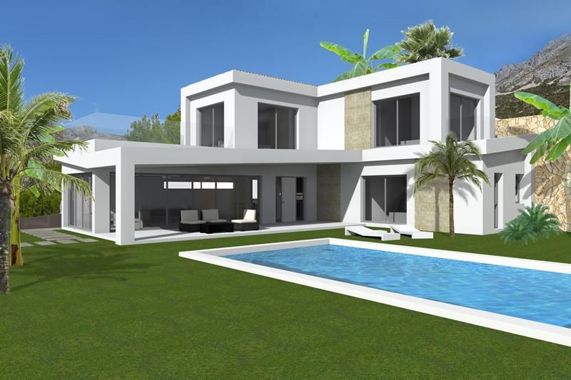 Modern Villa close to Altea la Vella