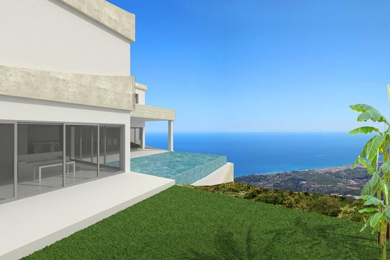 Modern Villa with Pool in Altea