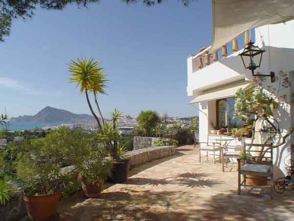 Unique luxury villa in Altea.