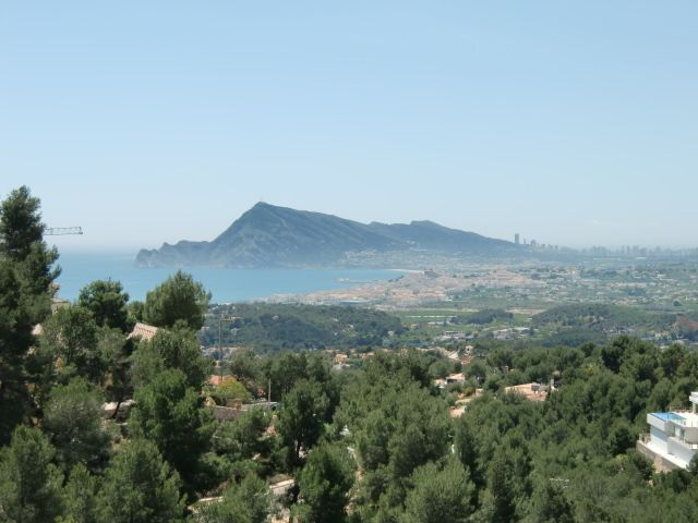 Offer: Luxury flat in Sierra de Altea