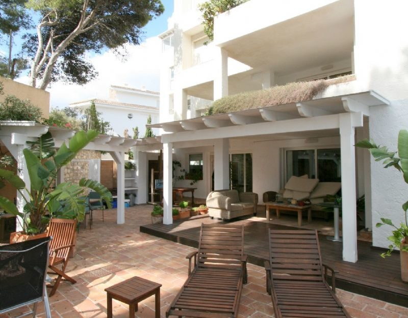 Altea first line: Extraordinary Triplex in special location for sale – very rare oportunity