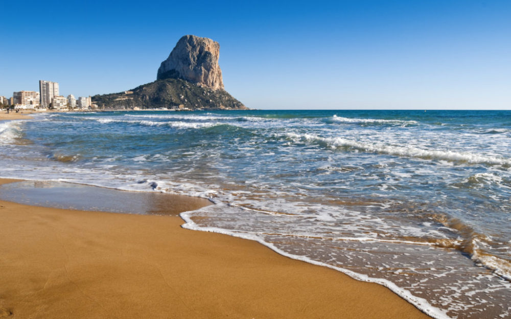 Time on the Costa Blanca – sun, beaches and sea for everyone