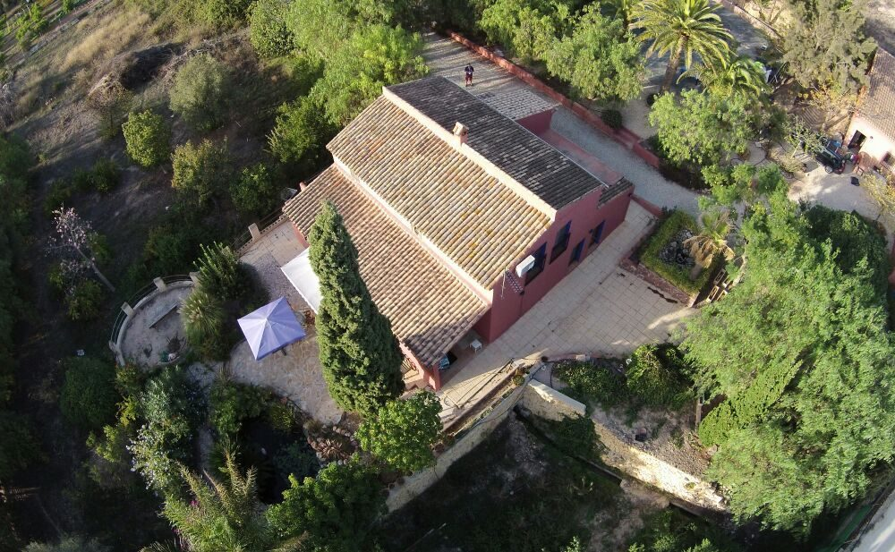 Charming finca in excellent location between Altea and La Nucia for sale